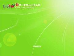 萝卜家园 Win10 x64(1803专业版)v2019.04