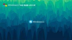系统之家Windows11 64位 通用装机版 2021.08